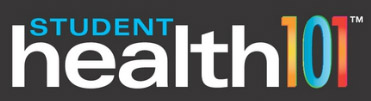 Student Health 101 affiliation logo and link